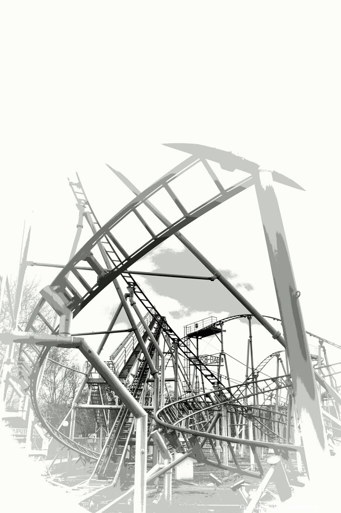 rollercoaster II -rmx. by bdl