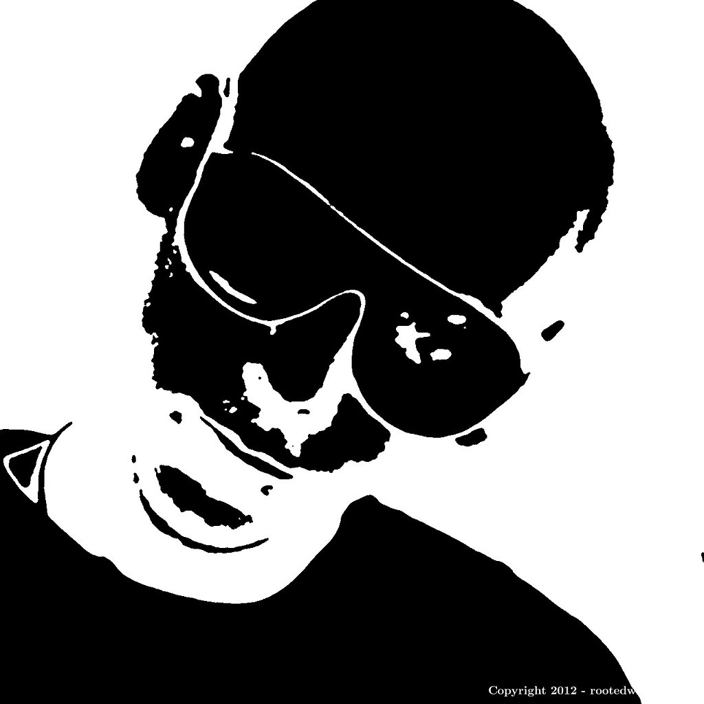 portrait. by sas, bdl illustration