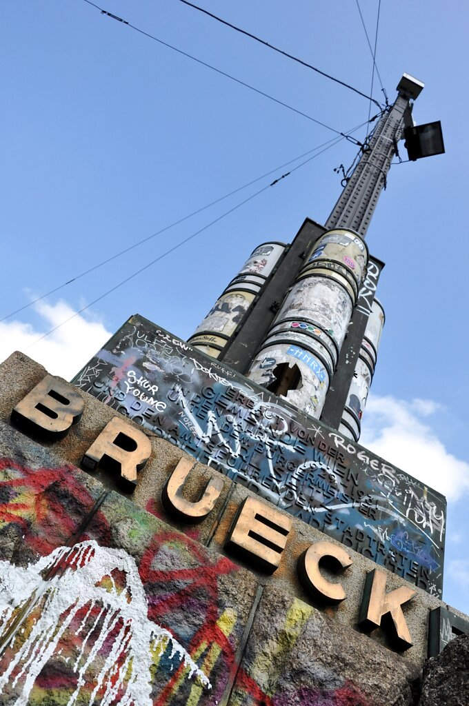 Bruecke. by sas